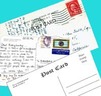 ~Quick~ Postcard Swap!