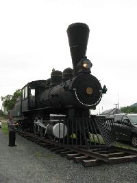 Postcard:  Trains