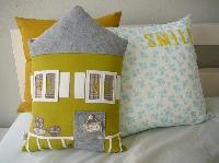 Make Me A House Pillow!!