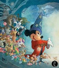 Disney Animated Film #3-Fantasia