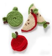 Favorite Color Crochet Scrubbies or Wash cloths #1