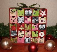 Christmas Goodies Advent Calendar