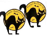 ATC-HALLOWEEN -BLACK CAT
