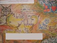 Mail Art/ Envie Art #1