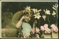 ATC Vintage Series #3 - The Children
