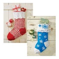 HANDMADE CHRISTMAS STOCKING FULL OF GOODIES