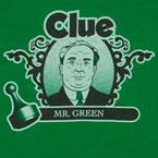 Clue Game Series #5: Green